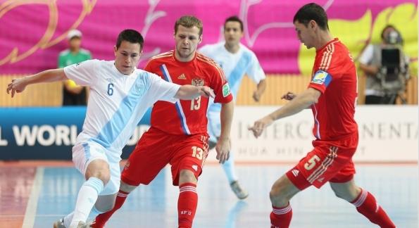 FIFA Futsal World Cup - Thailand 2012