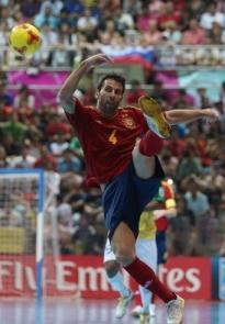 Spanyol Brasil Piala Dunia Futsal 2012 8